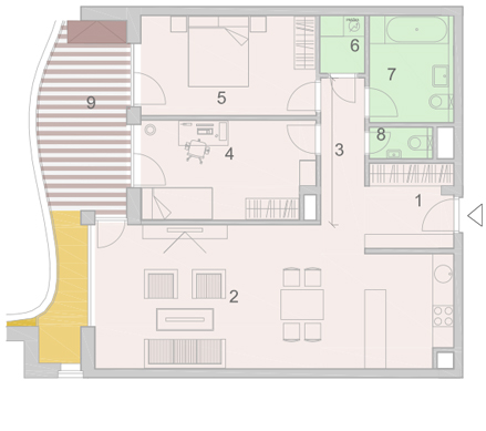 Sokolská Residence
